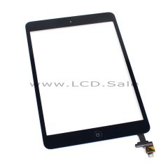 Black Glass Digitizer Touch Screen with Home Button for iPad Mini 1 iPad Mini 2