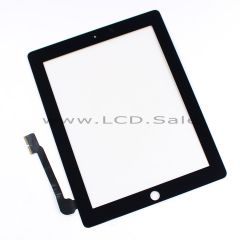 Black Glass Digitizer Touch Screen for iPad 3 iPad 4