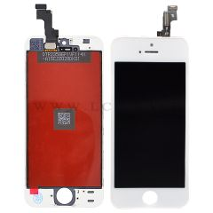 White Assembly for iPhone SE (LCD+Touch screen)
